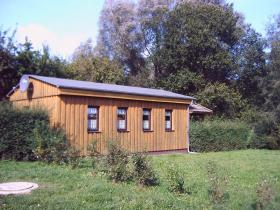 mueritz landhaus im gr nen in torgelow am see hier g nstig buchen. Black Bedroom Furniture Sets. Home Design Ideas
